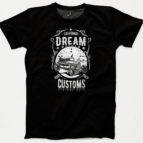 Dream Custom Hot Rod T-Shirt