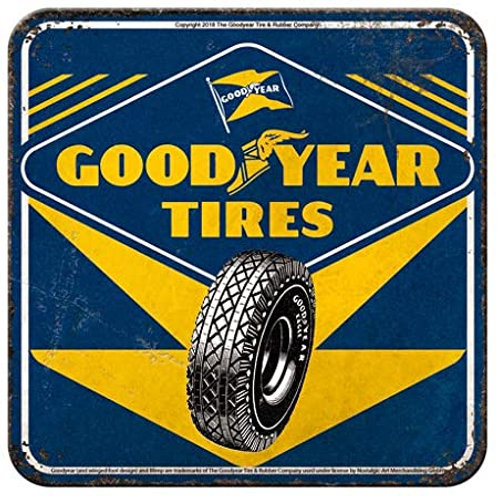 Good Year Tyre Coaster