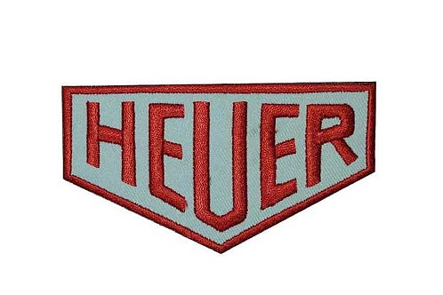 Heuer Motor Racing Patch
