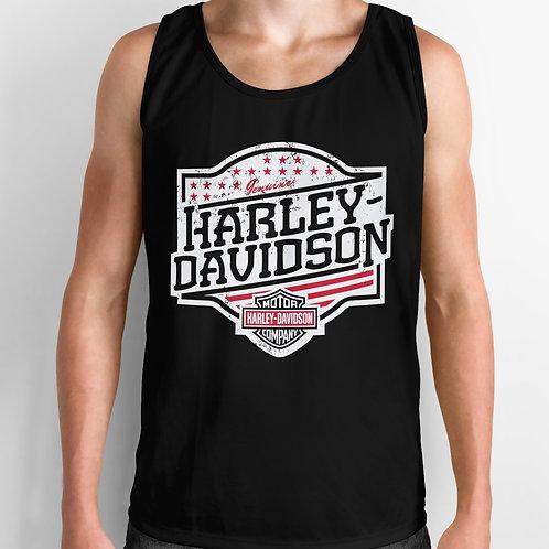 Harley Davidson Patriot Tank Top
