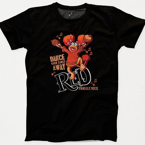 Fraggle Rock Dance Your Cares Away T-Shirt