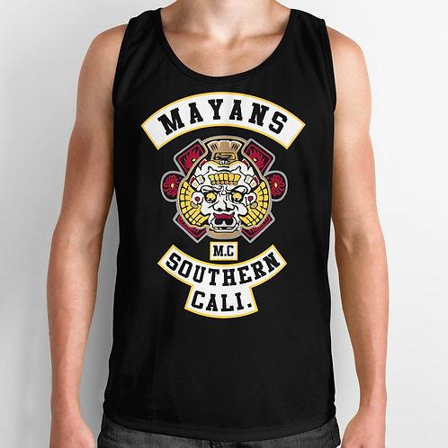 Mayans Motorcycle Club Tank Top