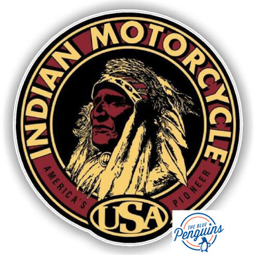 Indian Motorcycle Round