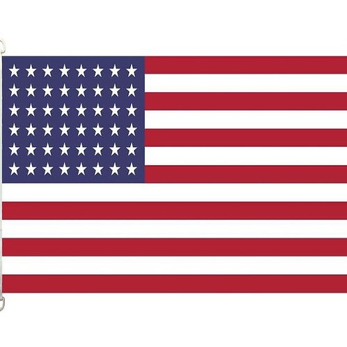 Stars and Stripes Tailgating Flag