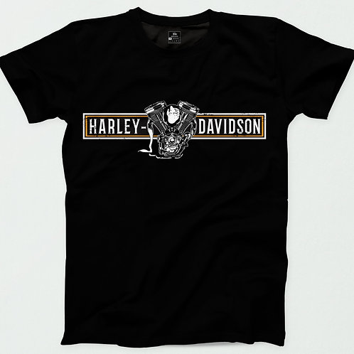 Harley Davidson Engine V Twin T-Shirt
