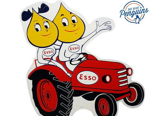 ESSO Gas Tractor