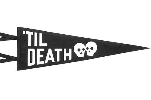 'Til Death Oxford Pennant