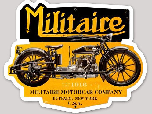 Militaire Motorbike