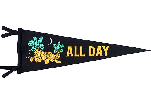 All Day Oxford Pennant