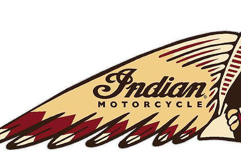 Indian Logo Right Facing
