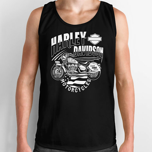 Harley Davidson Made with Pride Tank Top