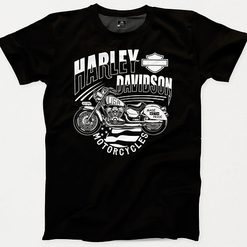 Harley Davidson Made with Pride T-Shirt