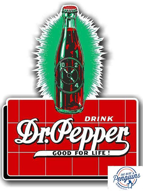 Dr Pepper Good for Life