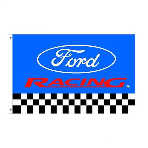 Ford Racing Tailgating Flag