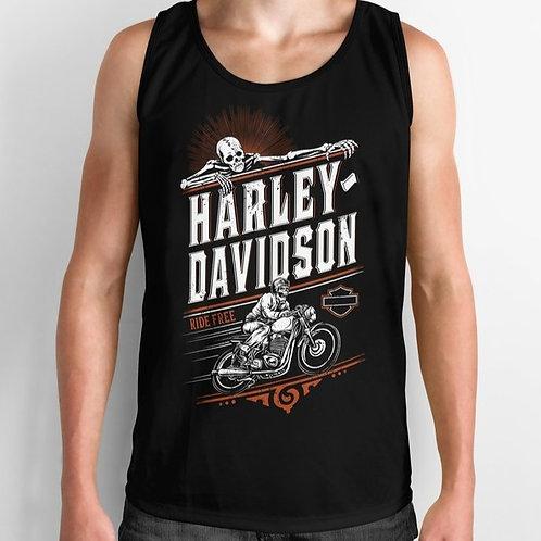 Harley Davidson Ride Free Tank Top