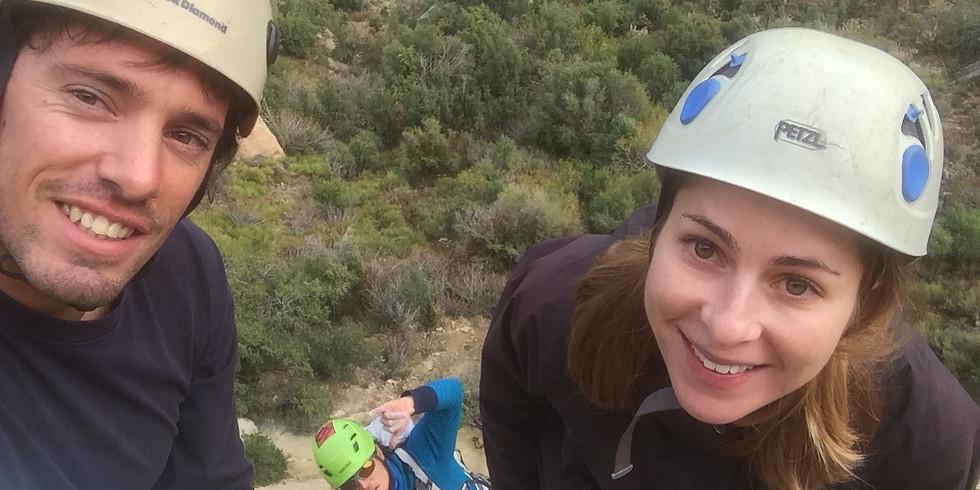 BigWall Rock Climbing Experience Cajon del Maipo (1)