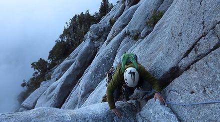 rock climbing cochamo