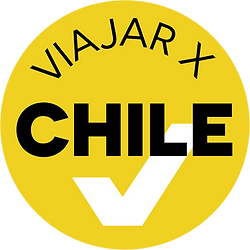 Logo ViajarxChile en formato JPG sin mar