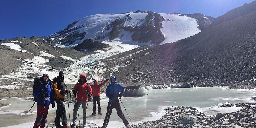 Expedición al cerro El Plomo