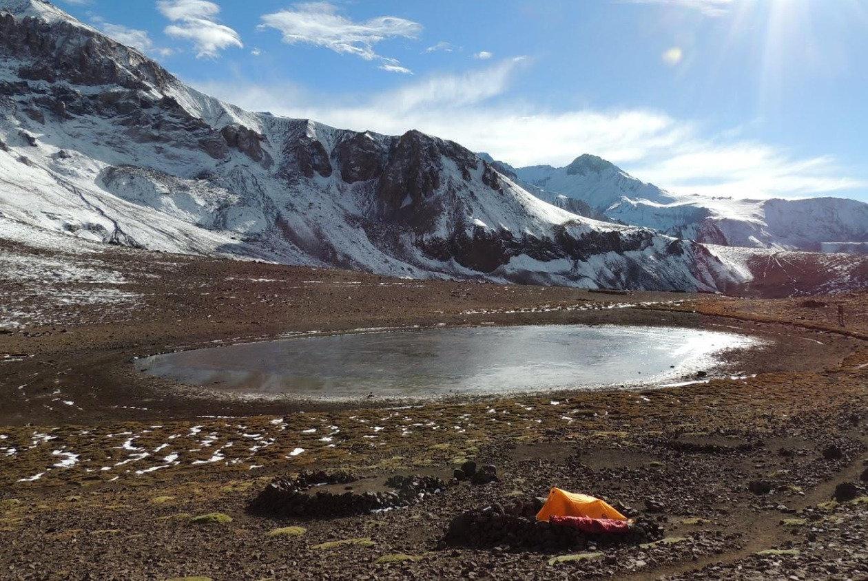 Cerro Pintor hike
