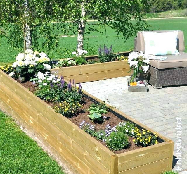 Corner Flower Garden Raised Bed Flower Garden Ideas Raised Garden Flower Beds Best Corner Flower Bed