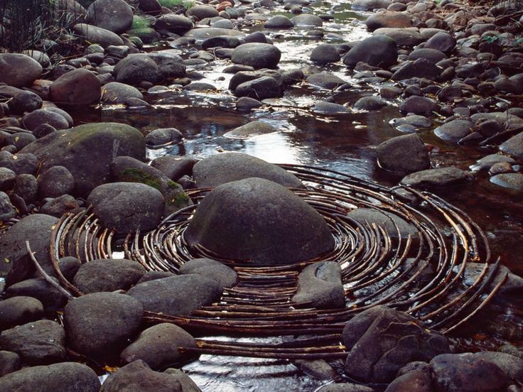 Andy Goldsworthy, Woody Creek, Co,