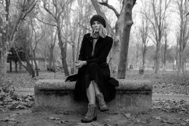 Shooting | Anna Naya