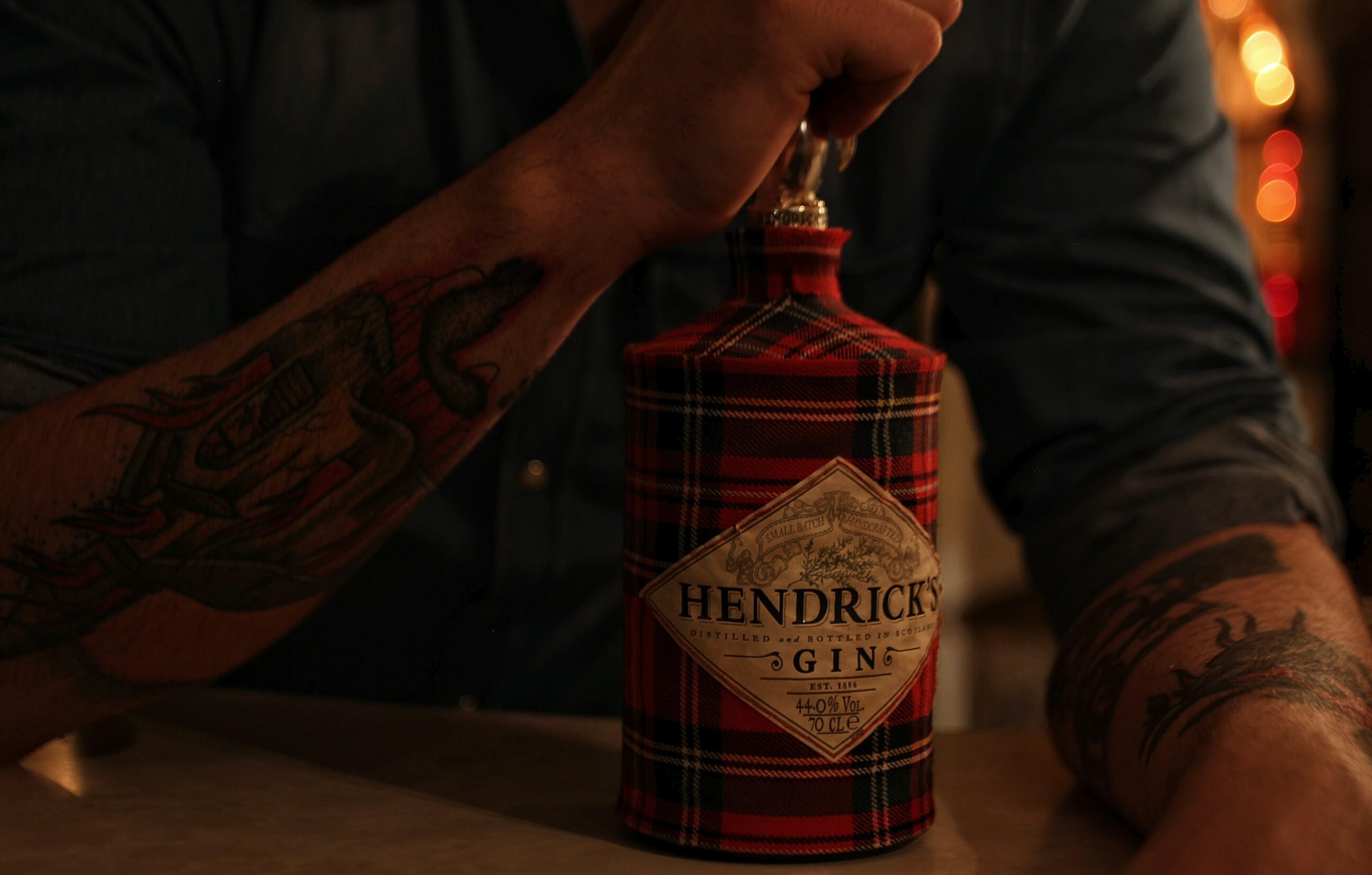Shooting Hendrix