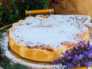 Chef Gianluca Deiana Abis: Torta Pasquale di riso e ricotta / Easter Italian Rice Pie