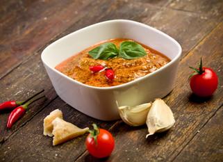 Chef Gianluca Deiana Abis: Pesto Alla Siciliana/ Sicilian Pesto