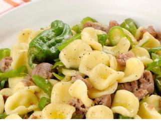 Chef Gianluca Deiana Abis:  Orecchiette With Broccoli Rabe