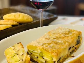 Chef Gianluca Deiana Abis: Sformato Di Verdure/ Vegetable Pie