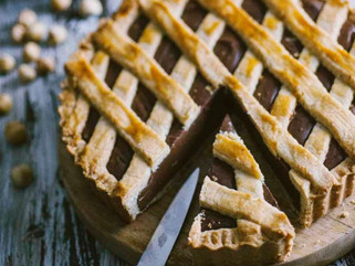 Chef Gianluca Deiana Abis: Nutella Tart/Crostata alla Nutella