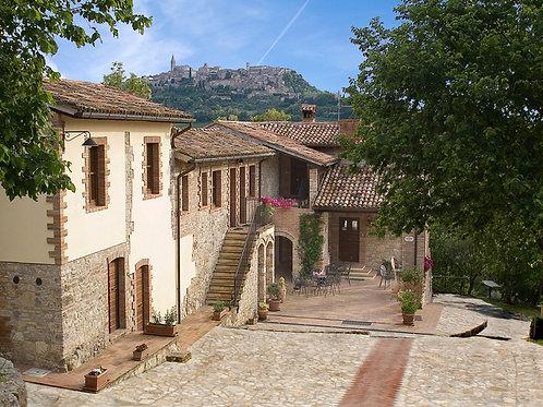 Casale delle Monache (Todi, Umbria)
