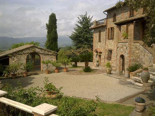 Casale in Campo Grande (Città della Pieve, Umbria)