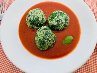 Chef Gianluca Deiana Abis: Gnudi Toscani