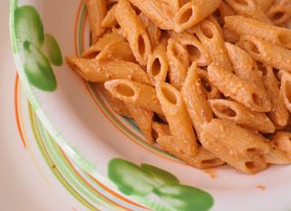 Chef Gianluca Deiana Abis: Penne Con Pesto Alla Siciliana/ Penne Pasta With Sicilian Pesto