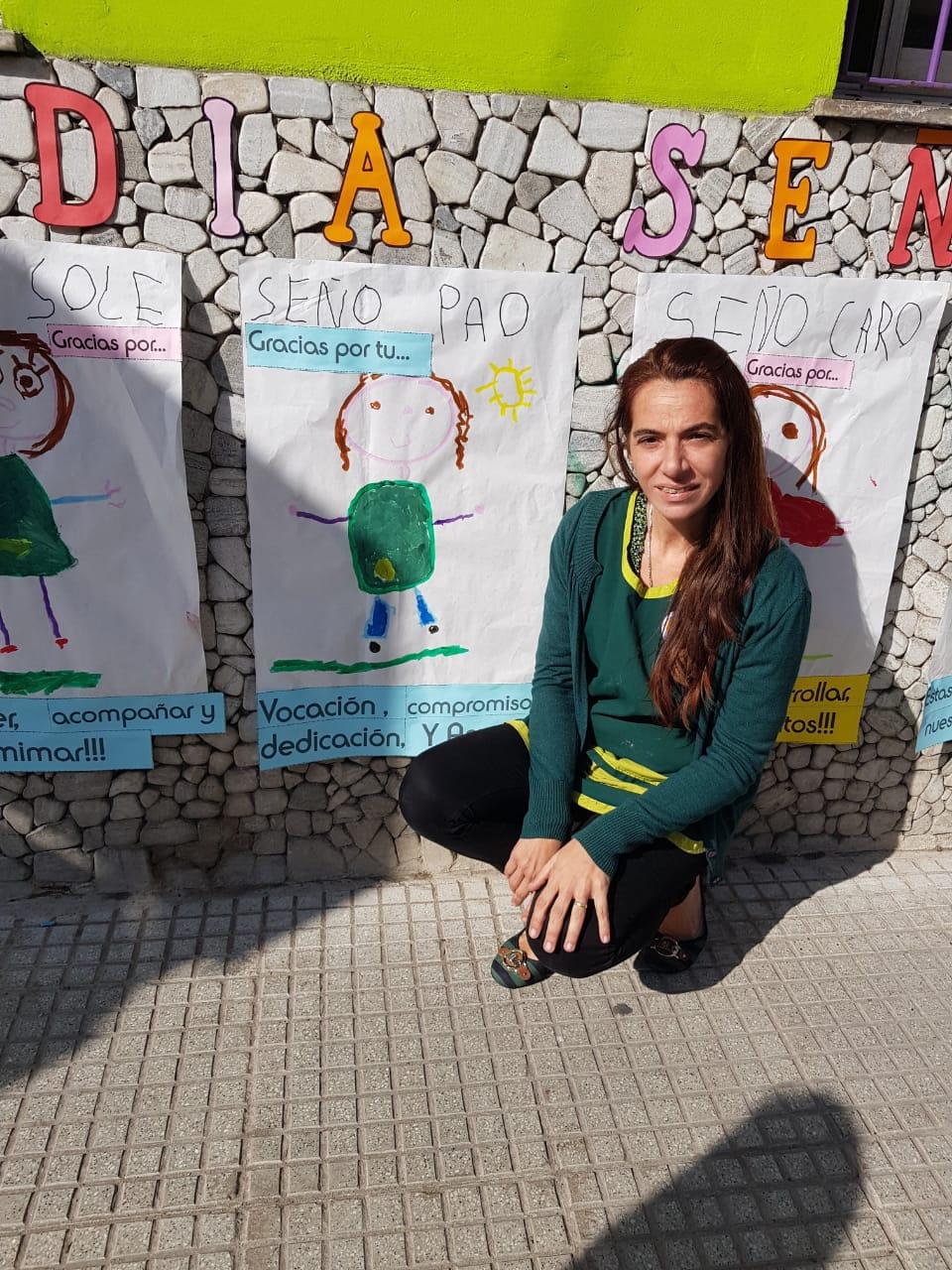 Directora Jardin Loria Escuela