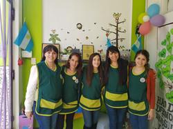 Maestras Jardin Loria Escuela