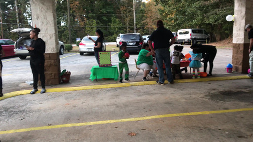 Trunk or Treat at PPA!