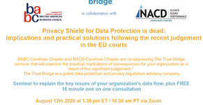 British American Business Council sponsors a webinar with TTB together with the NACD
