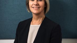 Carol Tullo, awarded an OBE