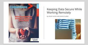 GSAE Connections magazine publishes TTB Article