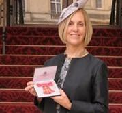 Carol Tullo, OBE
