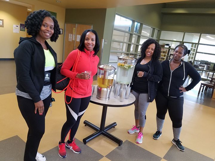 Thank you to everyone who made FitnessForMe absolutely amazing! Special thanks to_ Woodlawn Communit