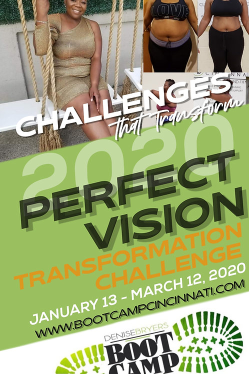 2020 PERFECT VISION -SWEATCAMP OPTION
