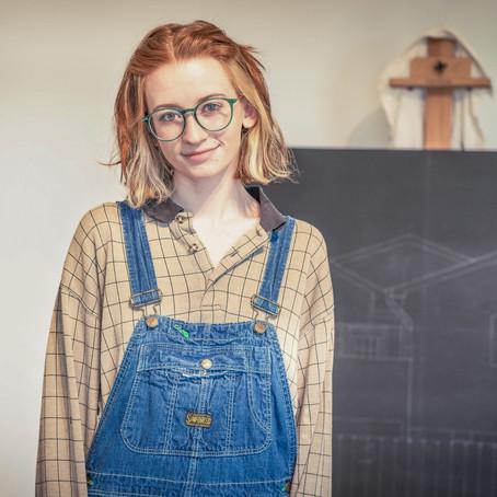 Meet Victoria Sauer: Art's Tenant