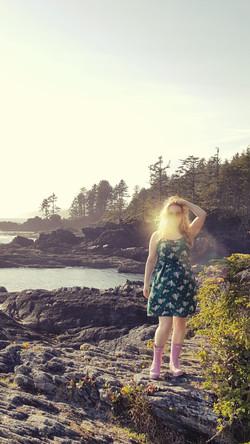 Beautiful Vancouver Island Escort