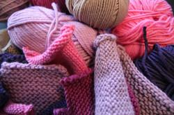 Knitty gritty...