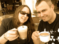 Coffee in St Mark's Square